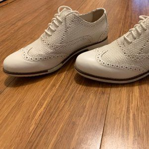 RARE Cole Haan Glitter Wingtip Oxfords sz 6